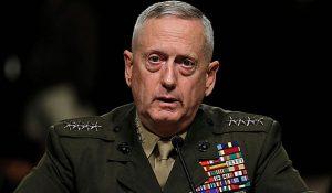 Defense Secretary Mattis Against Afghan War Privatization