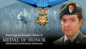 Army Special Forces Medic Receives Medal of Honor