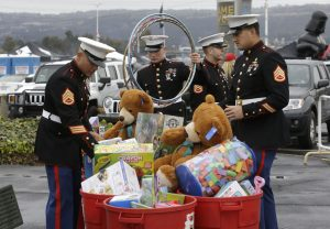 Marine Will Serve Almost 3 Years for Stealing From Toys for Tots