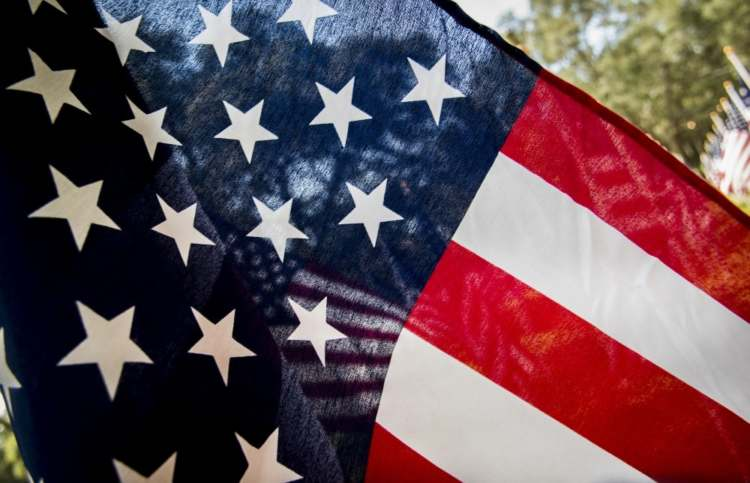 American Flag VSO