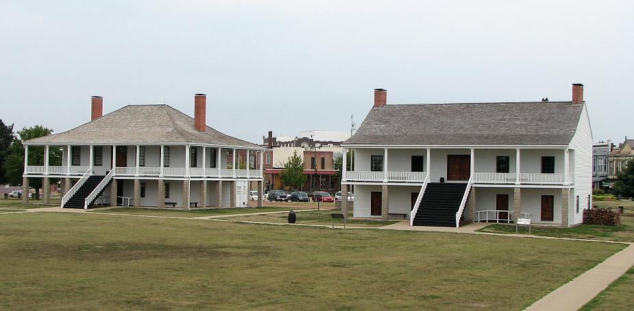 Fort Scott Kansas