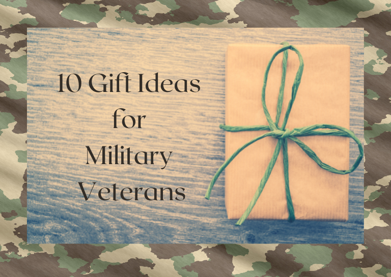 gifts for military veterans