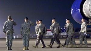 3 Fallen soldiers