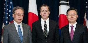 Trilateral Info sharing