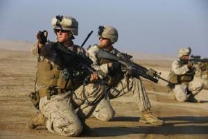 military connection: marines oscar