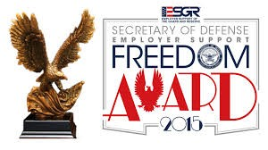 Freedom Award Winners
