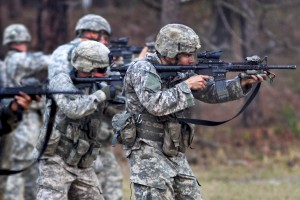 Smaller Army Will Affect Guard and Reserve