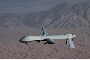 Drones Seek Out Terrorists