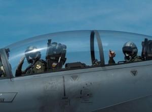 Pilot Reaches Elite Milestone