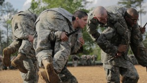 Male Classmates Validate Female Rangers