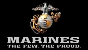 Marine slogan