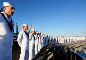 sailors 123