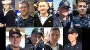 mccain sailors