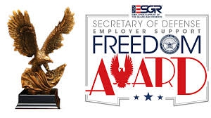 ESGR Freedom Award Finalists Announced