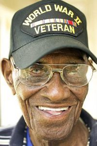 Happy 112th Birthday Richard Overton – America's Oldest WWII Veteran