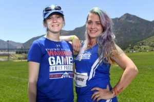 Biological Sisters Meet for the First Time at DoD Warrior Games