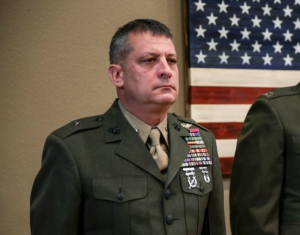 General Relieved of Duty for Inappropriate Comments