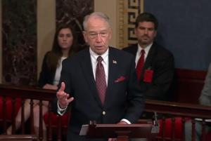 Senators Back VA Whistleblower's Claim of Harassment