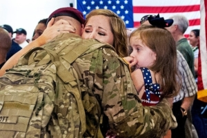 Deployment Tips for GuardReserve Spouses