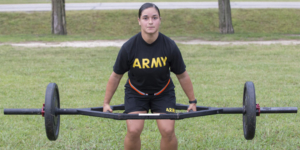 Information Released on New Army Combat Fitness Test
