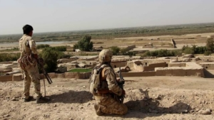 U.S. Commander and Army Son Could Both Deploy to Afghanistan