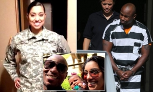 With Help from his Mistress, Army Sergeant Killed his Soldier Wife