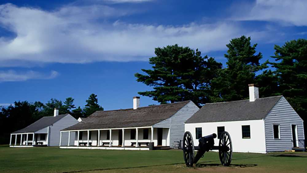 Fort Wilkins Michigan