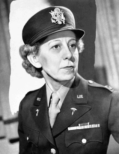 Annie Fox Military