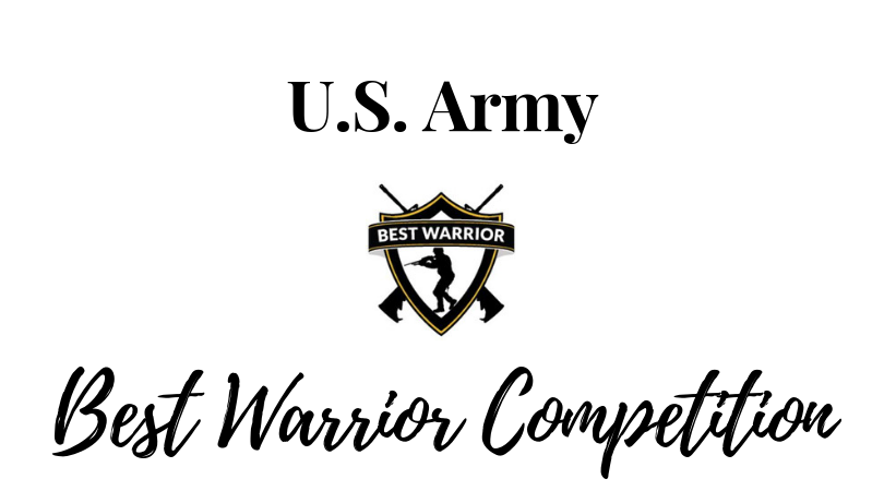 best warrior competition