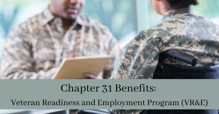 Chapter 31 Benefits