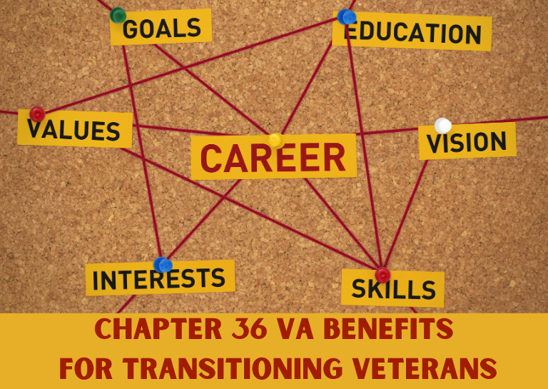Chapter 36 VA Benefits