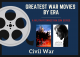 Movies about the Civil War