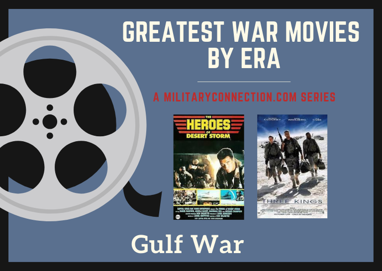 Movies about the Gulf War