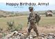Happy Birthday Army 2021