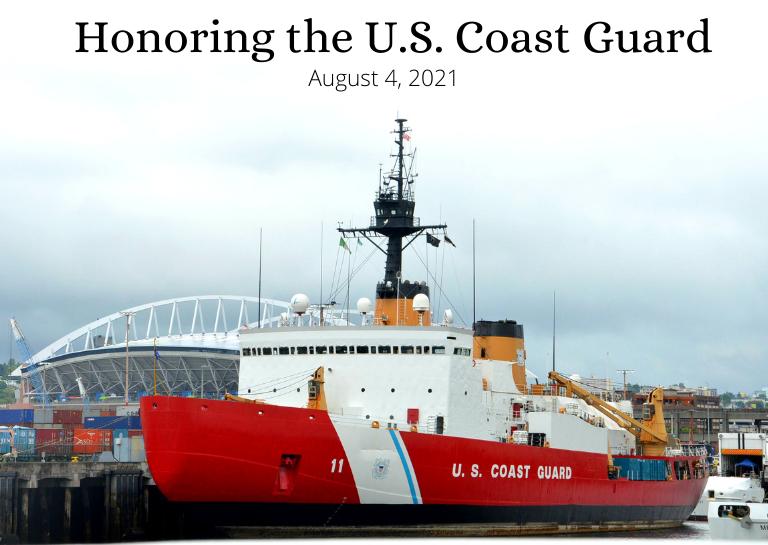 us coast guard history
