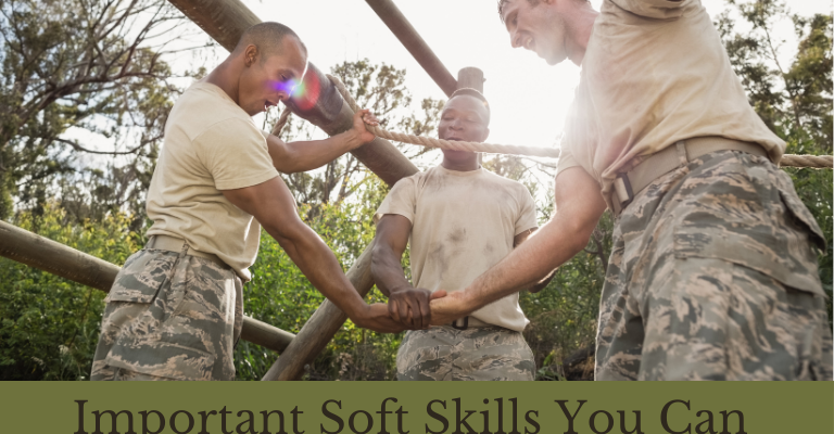 military soft skills