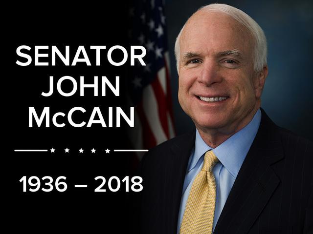 RIP John McCain