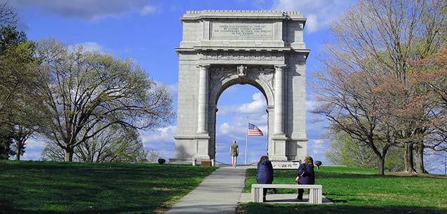 National Memorial Arch