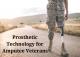 veterans prosthetics