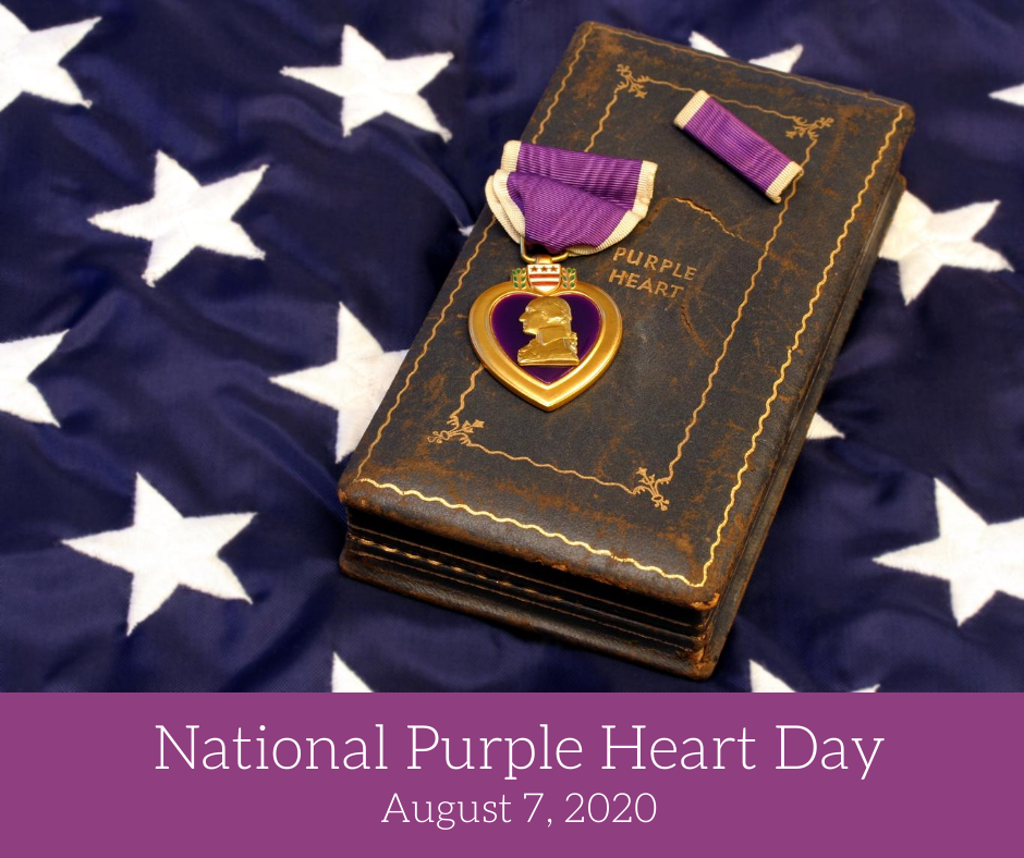 Purple Heart Day 2020