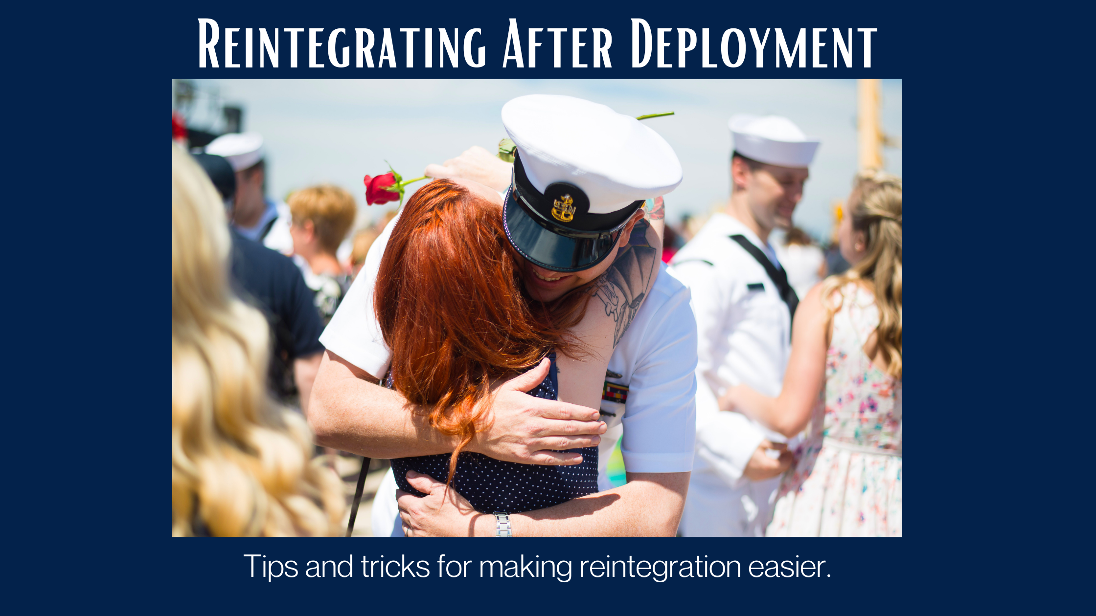 military reintegration process