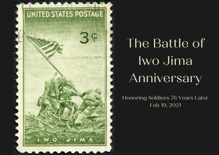 Iwo Jima Anniversary