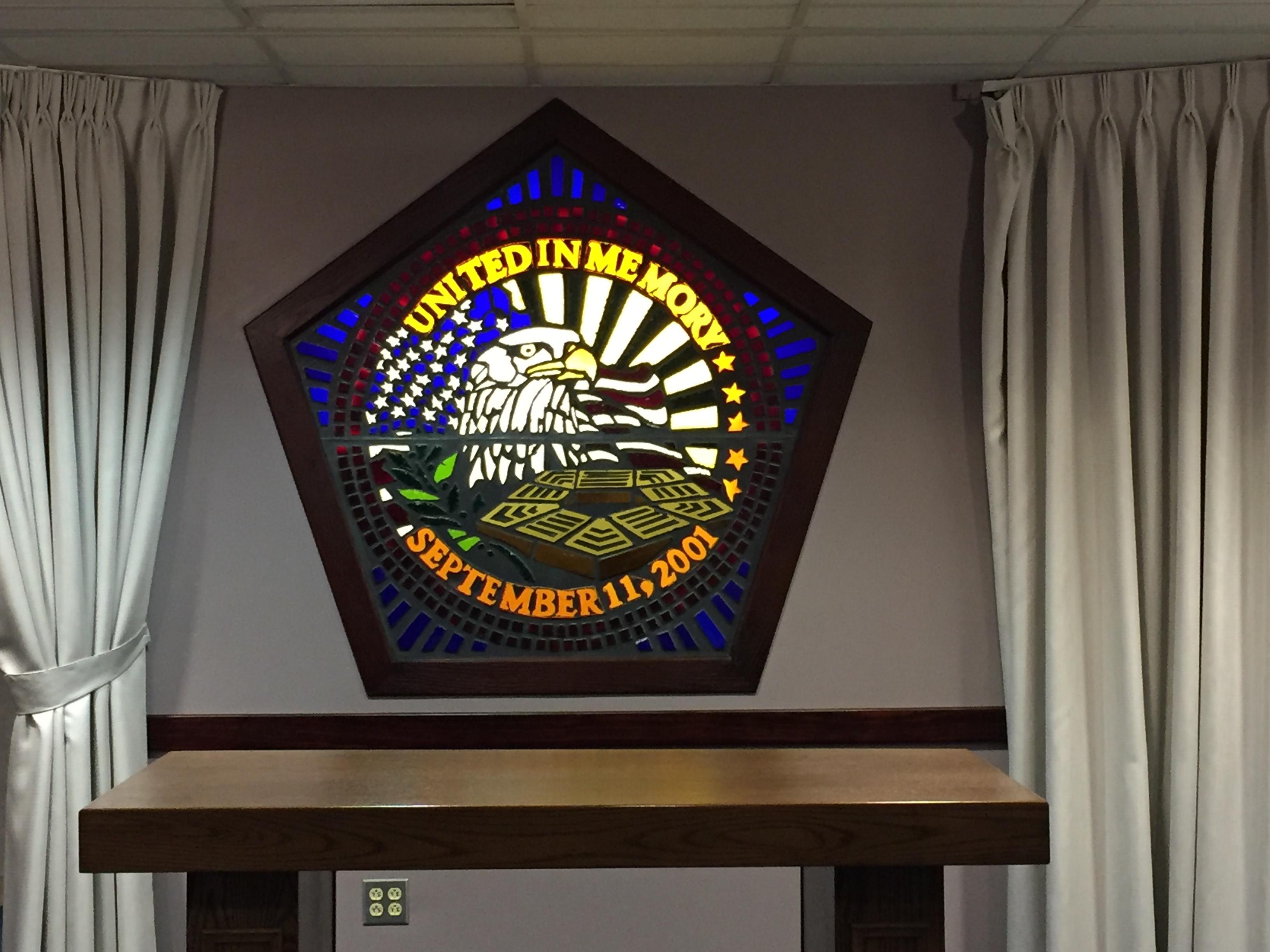 pentagon memorial chapel