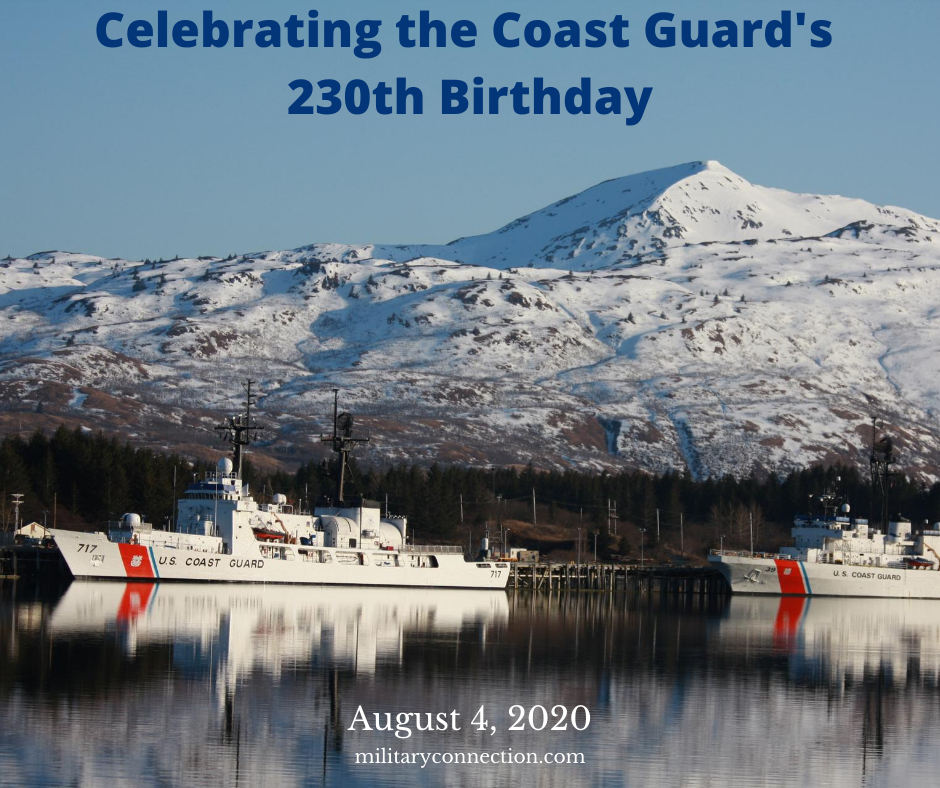 US Coast Guard Birthday 2020