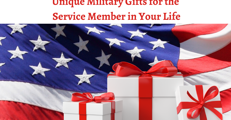 Unique Military Gifts