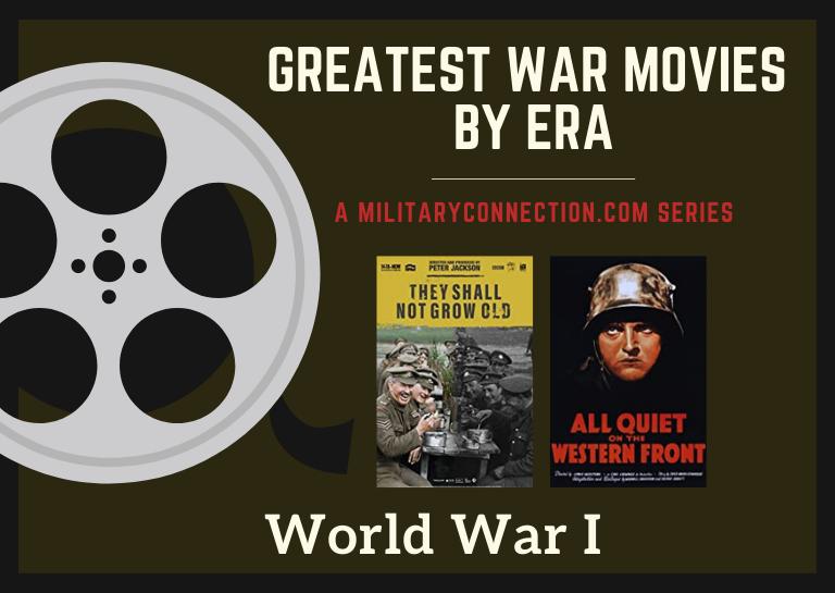 WW1 Films