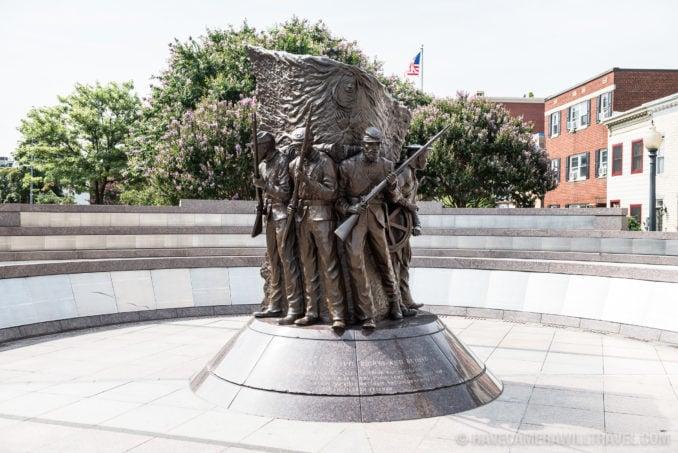 African- American Civil War Memoria