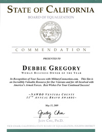 Board of Equalization Award
