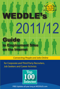 Weddles 2011/12 Recognition as a Top 100 Website