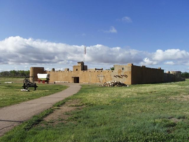 Bents Old Fort